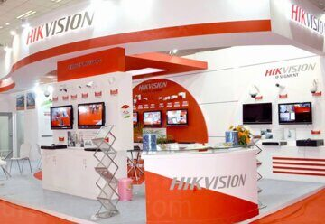 HikVision стенд