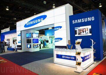 Samsung стенд