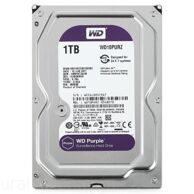 Жесткий диск WD Purple, 1Тб, HDD, SATA III, 3.5""