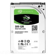 Жесткий диск SEAGATE Barracuda ST500DM009